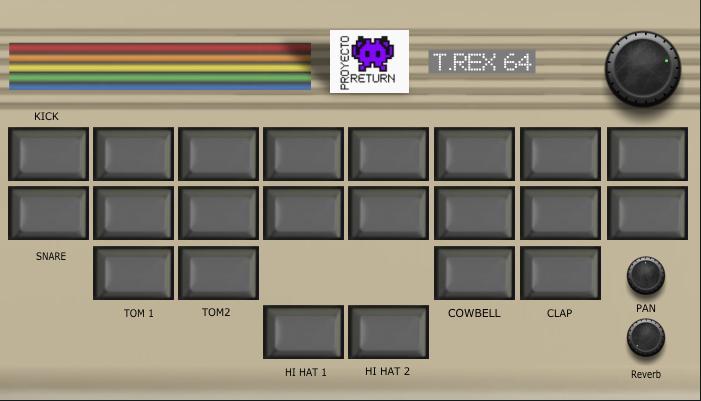 T.Rex 64 - Proyecto Return