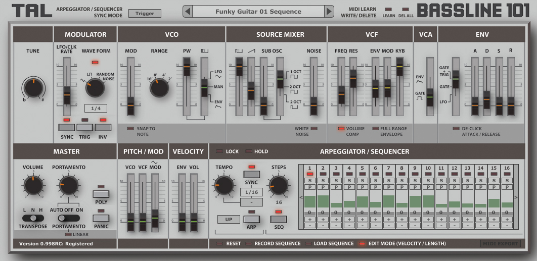 Togu audio line freeware and software downloads for mac