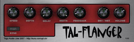TAL-Flanger