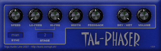 TAL-Phaser