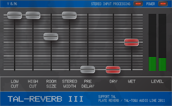 Image result for TAL Reverb III