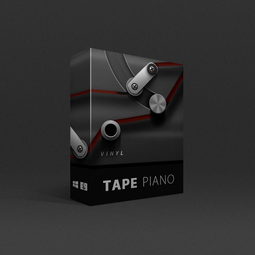 KVR: Tape Piano by Thenatan - Piano / Keys VST Plugin, Audio
