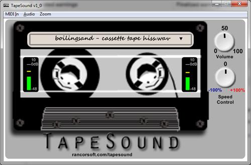 TapeSound