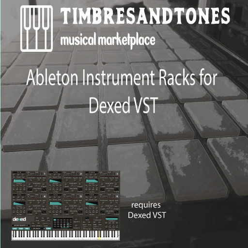 Ableton Instrument Racks for TAL-Bassline VST