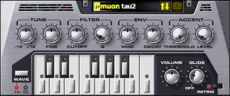 Tau Bassline Mk2