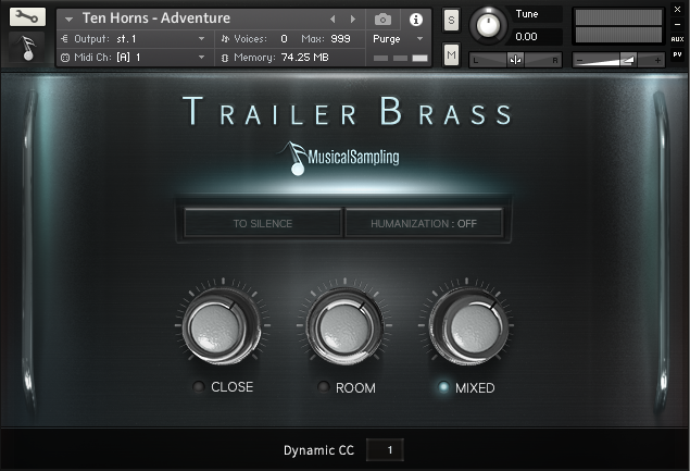 Trailer Brass