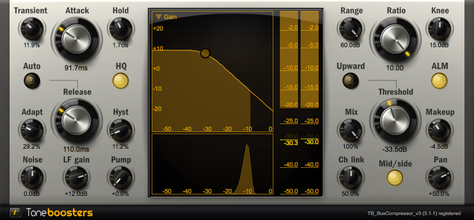 how to use vst compressor