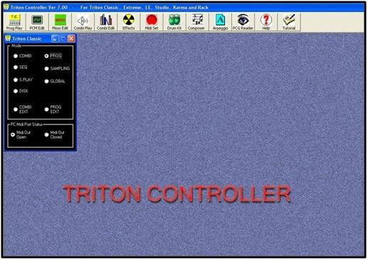 Triton Controller