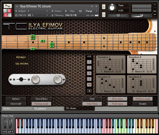 kvr ilya efimov releases tc electric guitar and tc strum for kontakt. Black Bedroom Furniture Sets. Home Design Ideas