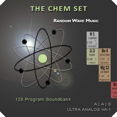 THE CHEM SET for AAS Ultra Analog VA-1