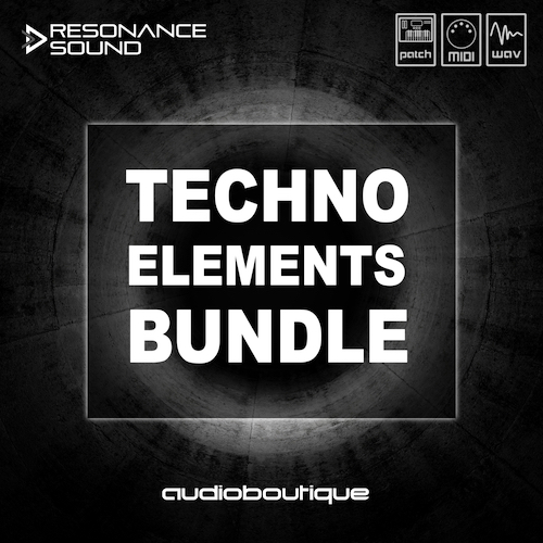 Audio Boutique Techno Elements Bundle