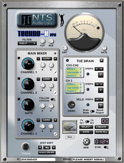 Techno-X Pro