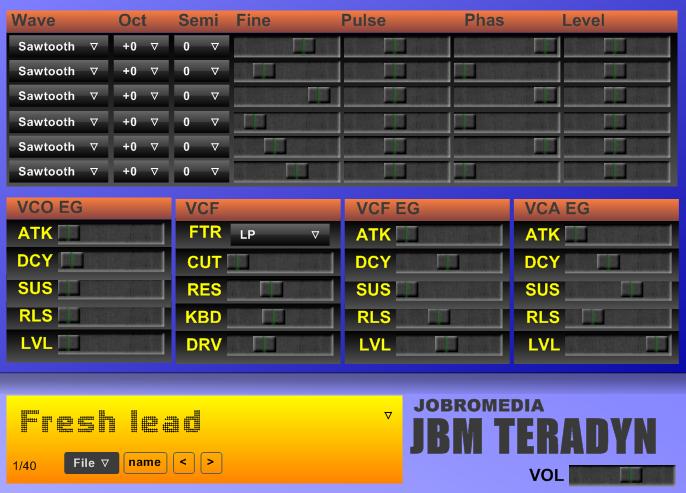 JBM Teradyn