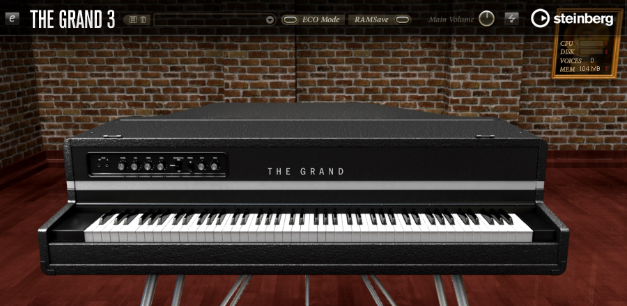 KVR: The Grand by Steinberg - Grand Piano VST Plugin, Audio Units
