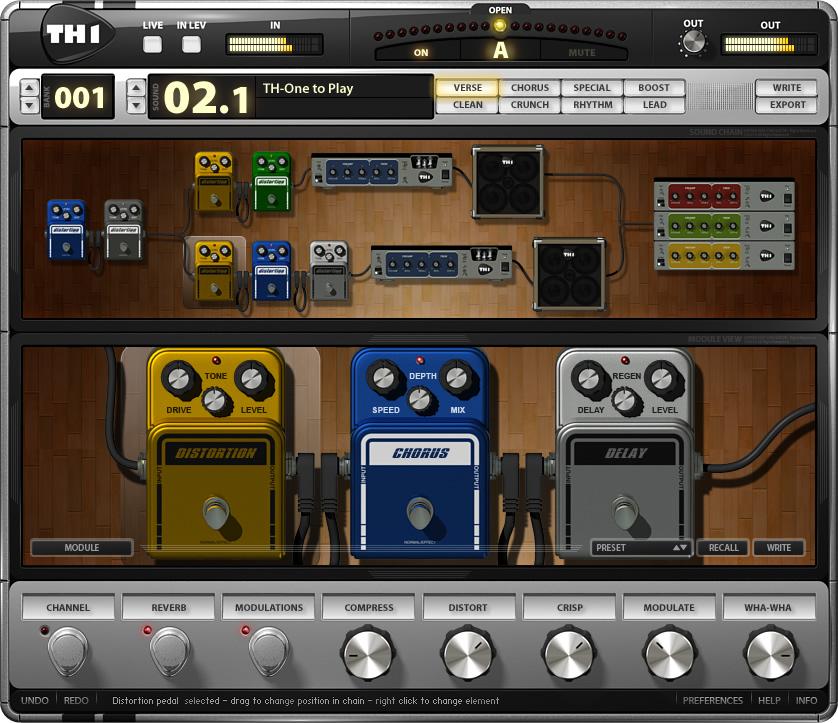 kvr overloud releases th1 guitar effect suite. Black Bedroom Furniture Sets. Home Design Ideas