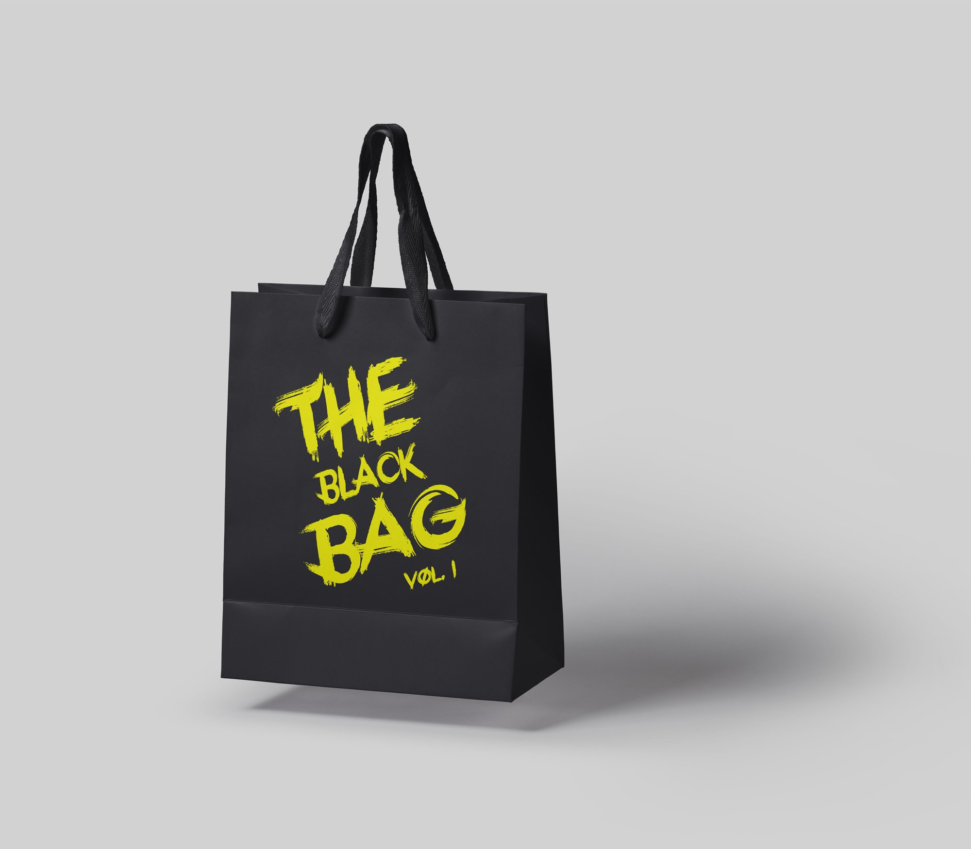 The Black Bag (Sample Pack Vol. 1)