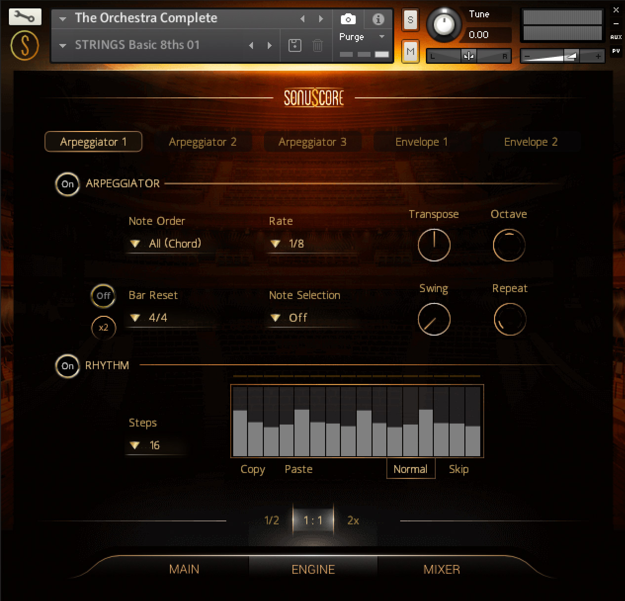 KVR: The Orchestra Complete by Best Service - Orchestra VST