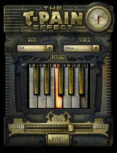 Izotope the t-pain effect v1. 02 vst for win + mac osx free.