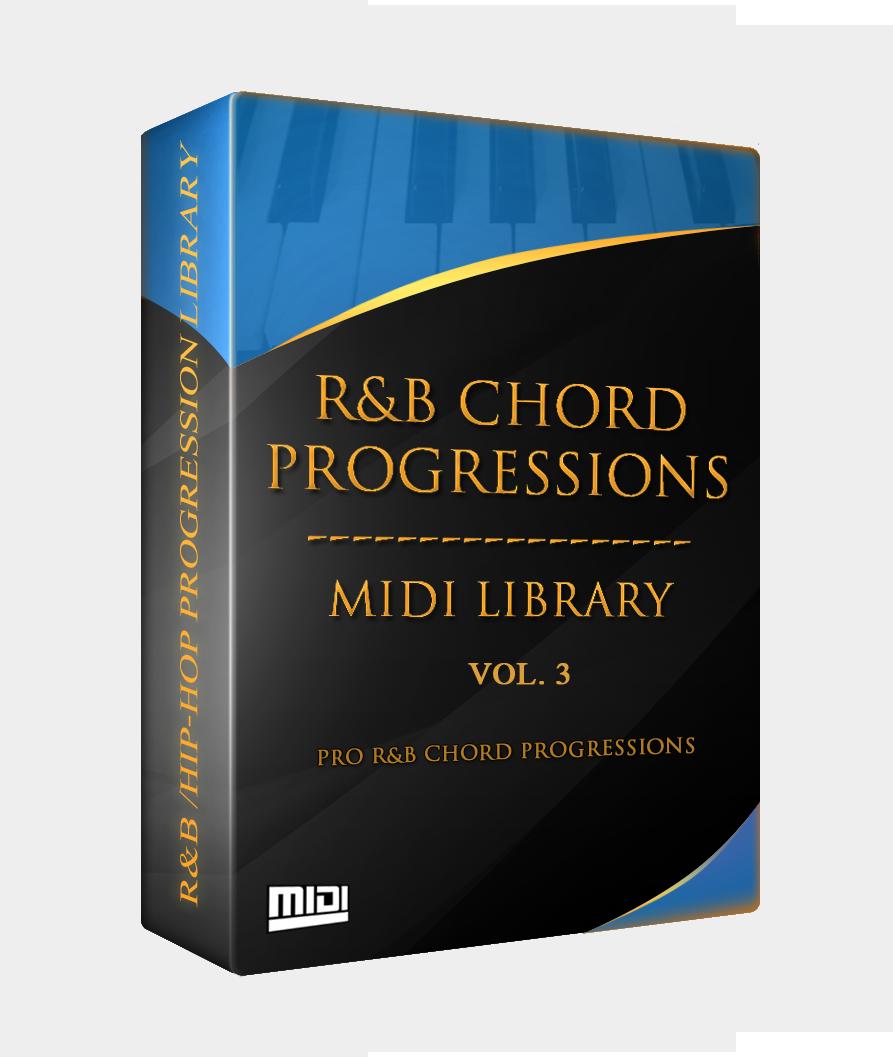 R&B Chord Progressions Vol.3
