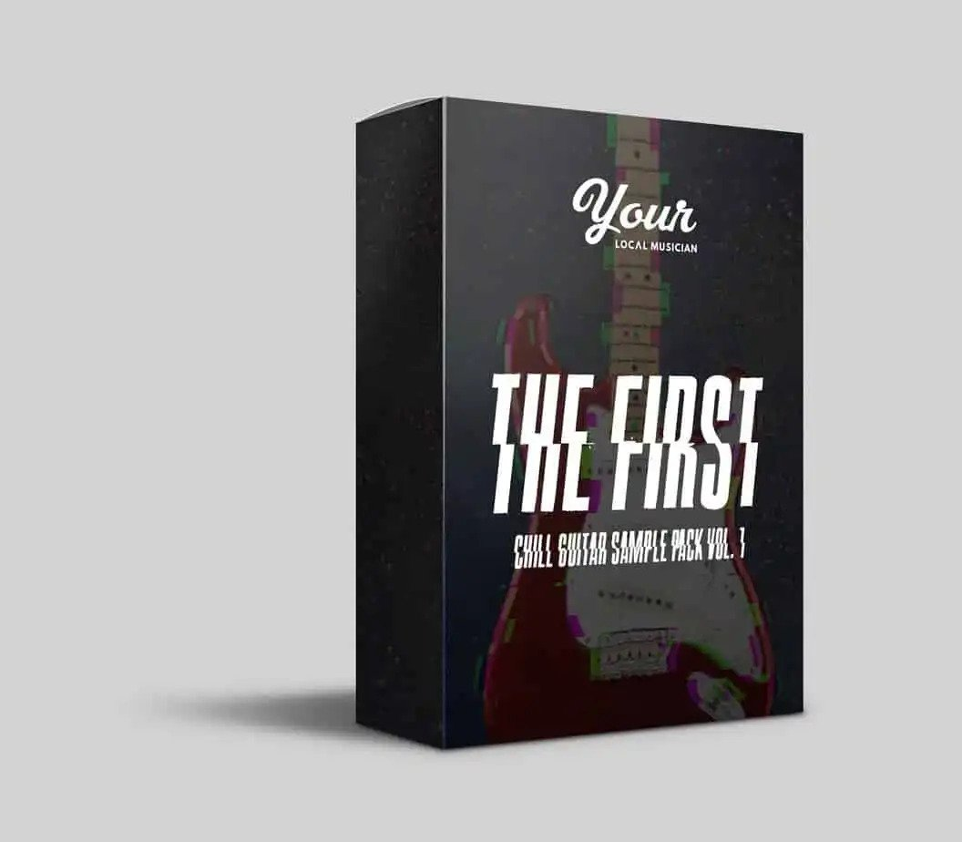 The First - Chill Guitar Sample Pack (Vol. 1)