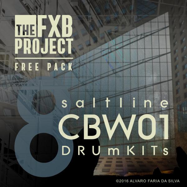 8 Free Drumkits forSaltline CBW01