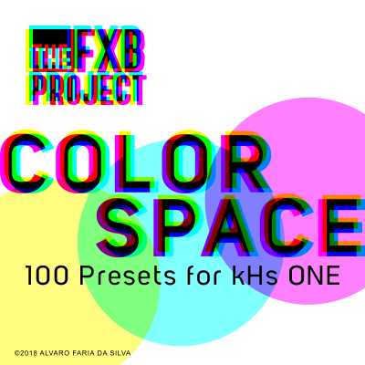 Colorspace - 100 presets for kHs ONE