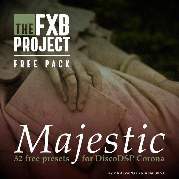Majestic – 32 Free presets for DiscoDSP Corona