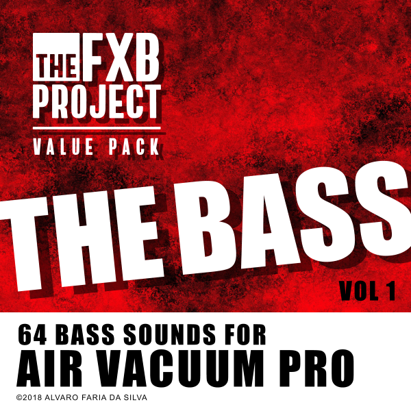 The BASS vol 1 for Vacuum Pro