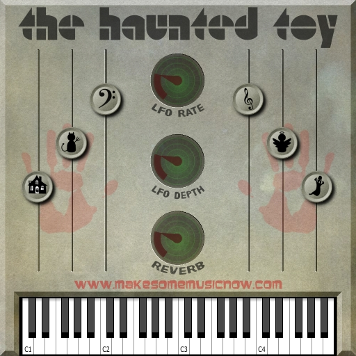 The haunted toy
