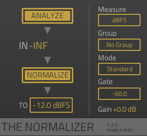 HoRNet TheNormalizer