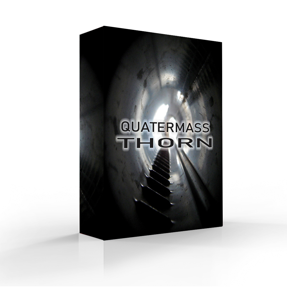 Quatermass library for Thorn spectral synth