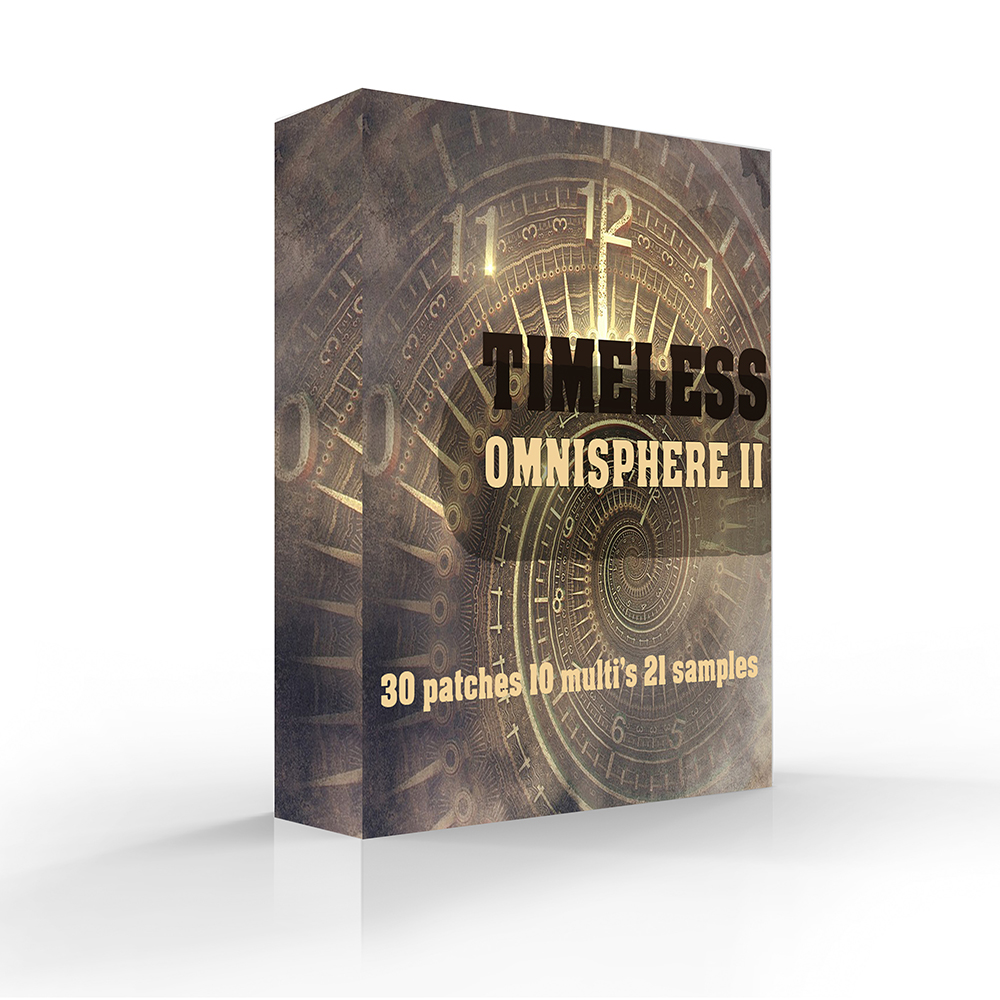 Timeless for Omnisphere 2