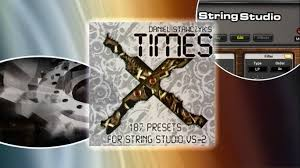 Times for String Studio VS-2