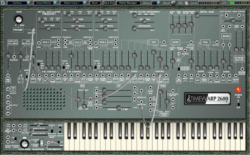 TimewARP 2600