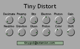 Tiny Distort