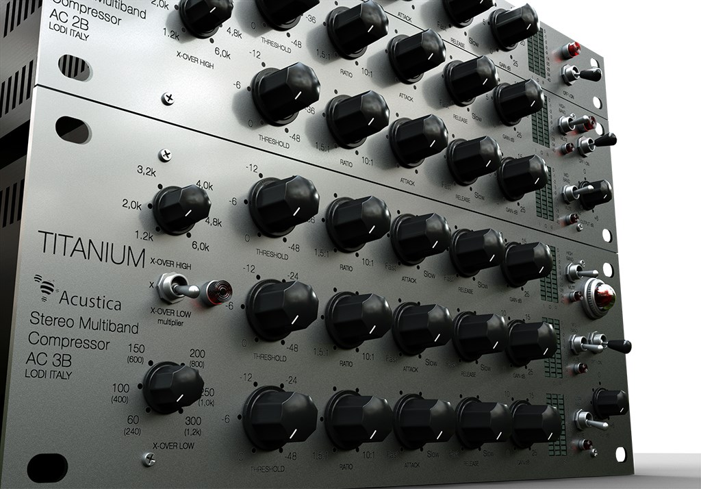 sydney recording studio multiband compressor