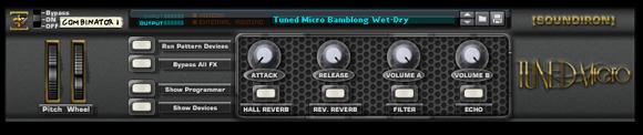 Tuned Micro ReFill Edition