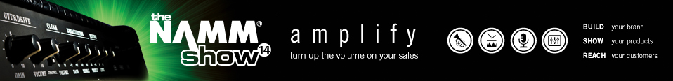 NAMM 2014 Report - Optimism in Anaheim