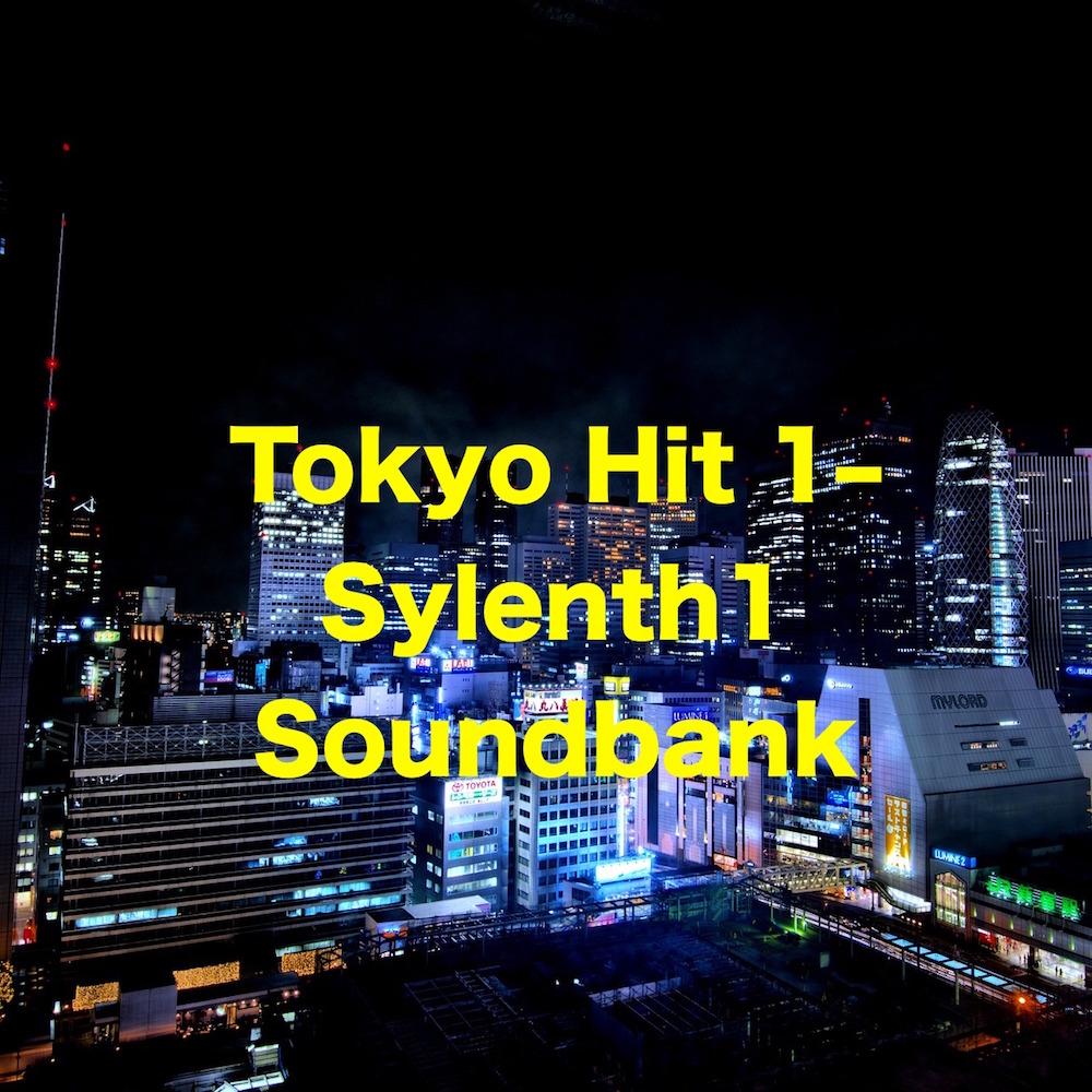 Tokyo Hit 1 – Sylenth1 Soundbank