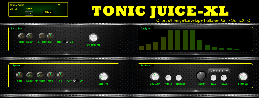 Tonic Juice-XL
