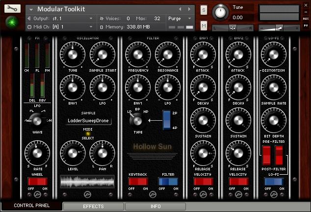Kvr Music Laboratory Machines Suite By Hollow Sun Retro