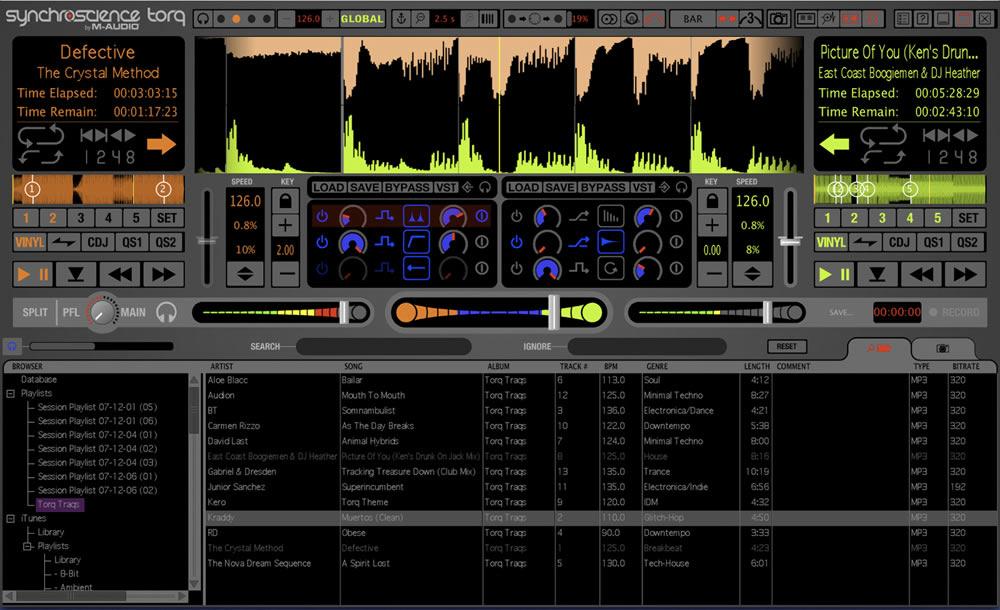 Kvr Torq Dj Software By Avid Dj Tool