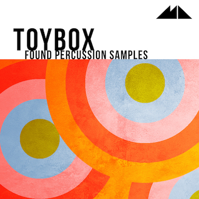 Toybox: Found Percussion Samples