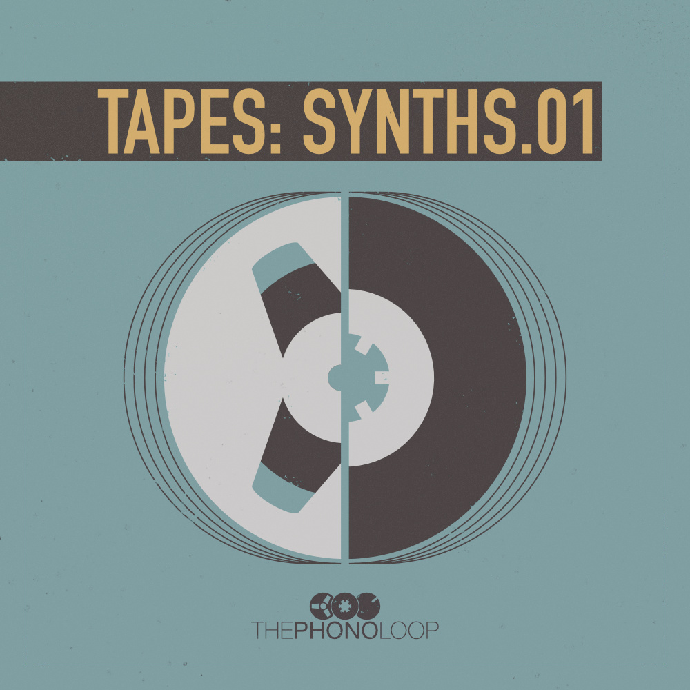 Tapes: Synths.01