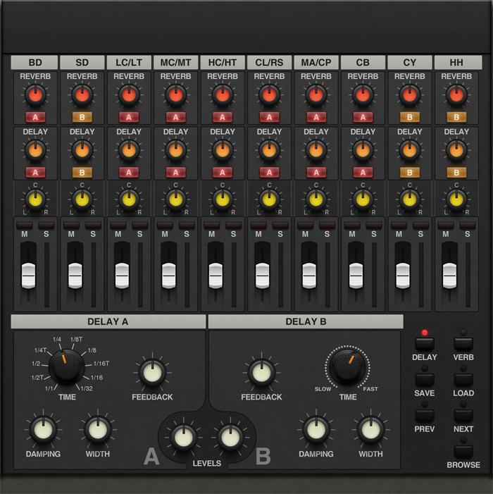 ReBirth: virtual synthesizer and drum machine iPad app | Propellerhead