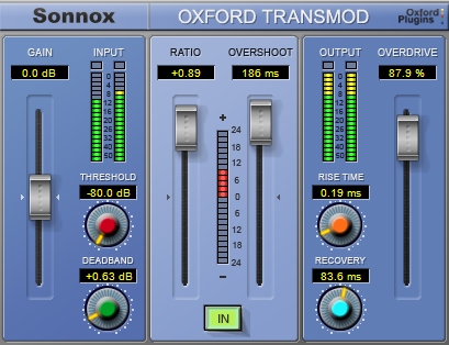 Oxford Transient Modulator