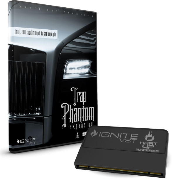 Trap Phantom - Heat Up Workstation 2 Expansion Pack.