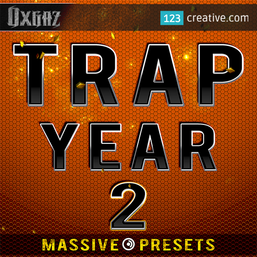 Trap Year 2 - Massive presets