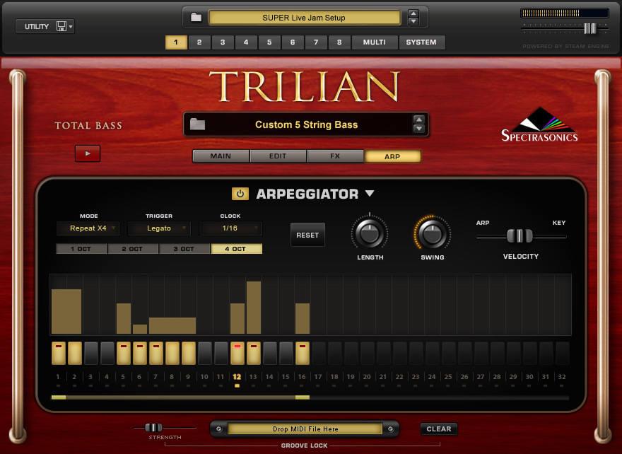 trilian bass vst free download