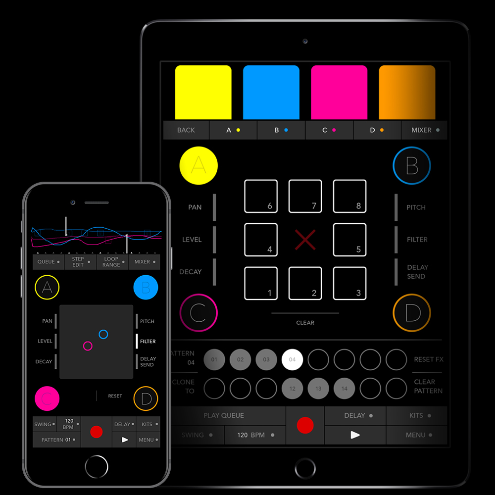 KVR: Zaplin Music updates Triqtraq with refreshed design